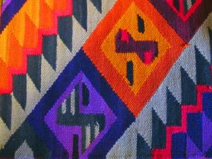 my peruvian rug